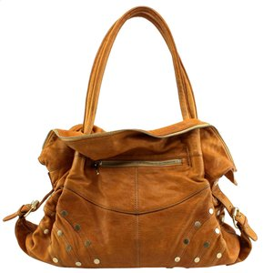 Junior Drake Studded Casual Shoulder Bag