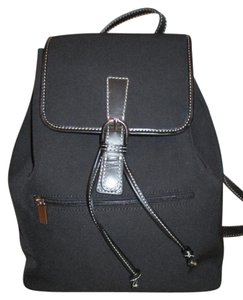 Talbots Leather Backpack