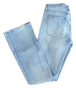 Gap Boot Cut Pants Light wash blue