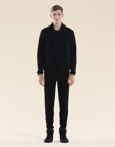 Gucci Black L New Men's Cashmere-cotton Jacket From Viaggio Collection 309680 1039 Groomsman Gift