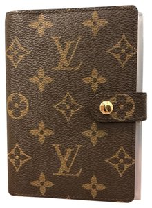 Louis Vuitton Monogram PM Agenda Ring Cover