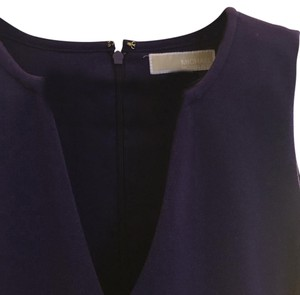 MICHAEL Michael Kors short dress Purple on Tradesy