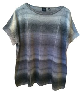 Saks Fifth Avenue Top Gray