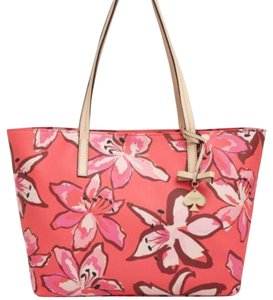 Kate Spade Tote in Surprise Coral