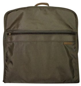 Briggs & Riley green Travel Bag
