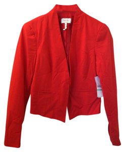 Laundry by Shelli Segal Red Blazer