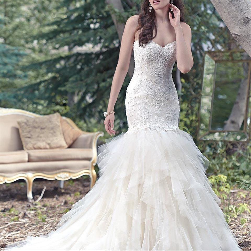 Maggie sottero storm wedding dress on sale 41 off for Maggie sottero wedding dress sale