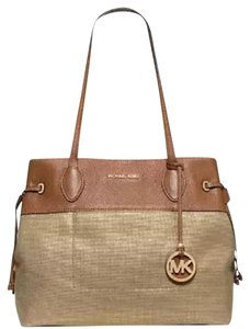 Michael Kors Michel Tote in Brown Gold