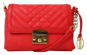 Carlos by Carlos Santana Quilted Gold Hardware Cross Body Bag