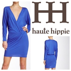 Haute Hippie short dress Maxi Helmut Rag Theory Mini on Tradesy