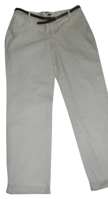 Item - Tan New High Waisted Woven Pants Size 8 (M, 29, 30)