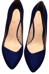 Zara Blue/Cobalt Pumps