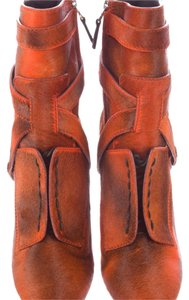 Fendi Burnt orange Boots
