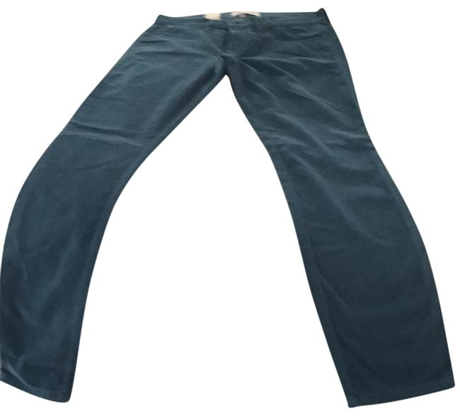Henry & Belle Steel Blue Pants Size 6 (S, 28) Henry & Belle Steel Blue Pants Size 6 (S, 28) Image 1