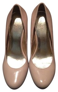 Nine West Nude/Beige Pumps