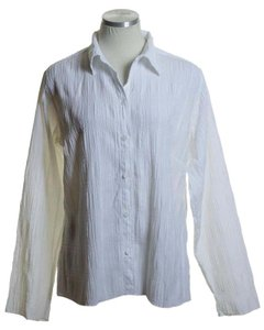 Woolrich Button Down Shirt White