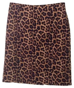 MICHAEL Michael Kors Skirt Black & light brown