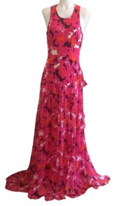Pink print Maxi Dress by Diane von Furstenberg