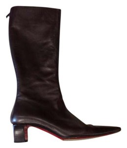 Christian Louboutin Chocolate brown Boots