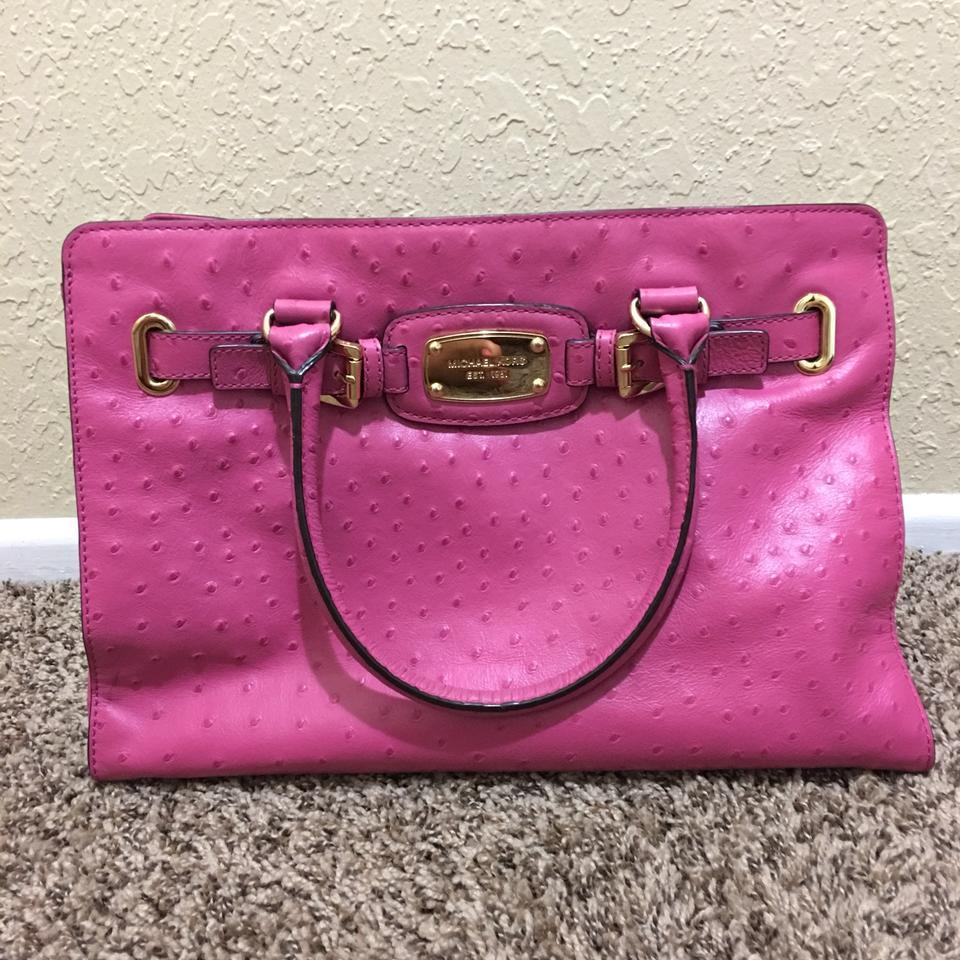 1bd4bd6c38d9 ... best price michael kors satchel in pink. 12345 ad5bc 87b1f