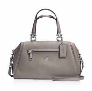 Coach Satchel in Fog