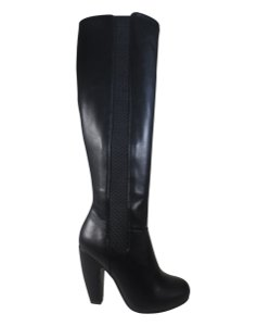 Bamboo black Boots