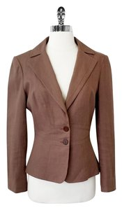 Kay Unger Brown Blazer