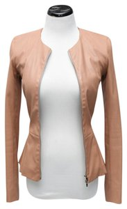 The Row Chanel Burberry Tory Burch Victoria Beckham Iro Blush Leather Jacket