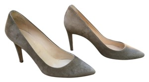 J.Crew Dusty Charcoal Pumps