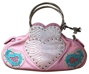 BABEE D Tote in Pink