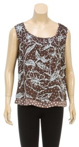 Escada Top Brown
