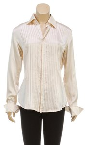 Ralph Lauren Button Down Shirt Peach
