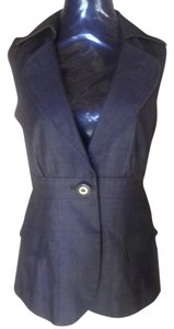 Willi Smith Fitted Tailored Vest