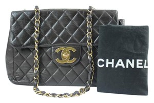 Chanel Xl Jumbo Shoulder Bag