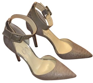 Jessica Simpson Neutral nude Pumps