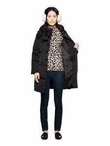 Kate Spade Puffer Winter Down Bow Coat