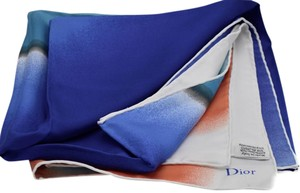 Dior Dior silk scarf in multi- color