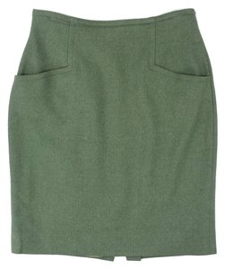 Rena Lange Skirt Green