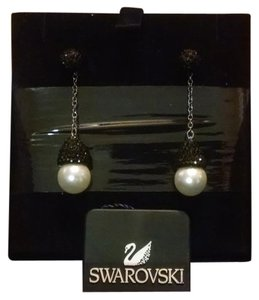 Swarovski NWT Swarovski Convertible Piano Earrings