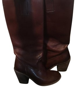 Frye Rich warm brown tone as pictured Boots