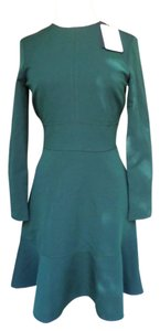 Zara Emerald Long Sleeve Dress