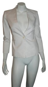 Helmut Lang Holiday White Blazer