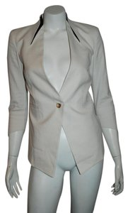 Helmut Lang Holiday IVORY OFF White Blazer