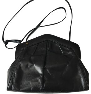 Pierre Cardin Black Clutch