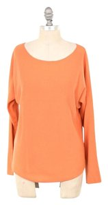 Vince Soft Cashmere Blend Scoop Neck Dolman Sleeve Sweater