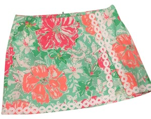 Lilly Pulitzer Skort Beach Walk