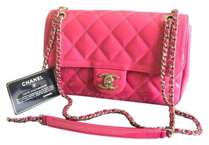 Chanel Flap Cross Body Bag