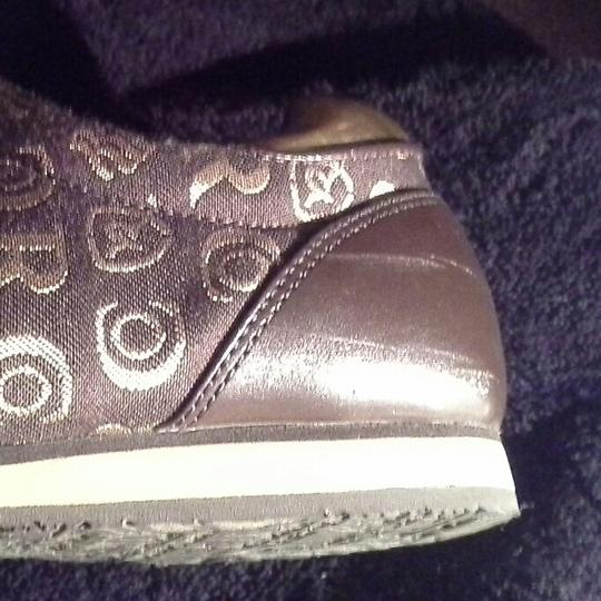 Rocawear Diamond Embroidered Hardware Brown/Gold Athletic