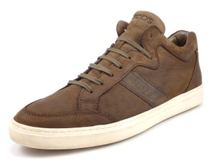 Tod's Men's Nubuck Leather Lace Up Sneakers