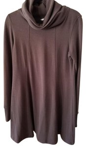 CAbi Tunic Cowl Neck Cozy Sweater